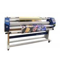 Quality Air Pressure Control Hot Roll Laminating Machine 10 - 15min Preheating for sale