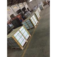 THE WORKING AREA - STANDARD WOODEN PALLET PACKINIG WITH WATERPROOF MEMBRANE