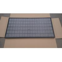 Composite Frame Mongoose Shaker Screens , Oil Vibrating Screen Wire Mesh