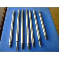 Quality CK45 ,  42CrMo4 High Precision Piston Rod With Induction Hardened Or Chrome Plated for sale