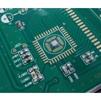 FR4 Material PCB LED Clock Light Assembly Board With Lead free HASL Finishing for sale