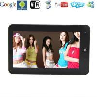 Buy cheap APAD Tablet PC with Camera (WIFI 802.11bg)Google Android 7 Inch Touch Screen from wholesalers