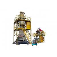 Quality SJG-1100 POF Shrinkable Three Layer Co-extrusion Blown Film Machine for sale