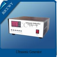 900w Digital Ultrasonic Generator Piezo Ceramic Ultrasonic Pulse Generator