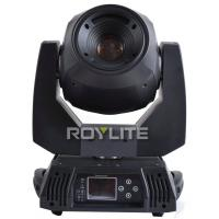 Buy 150w Single White Super Power LED Moving Head Spot Motorized Iris 3 Prisms at wholesale prices