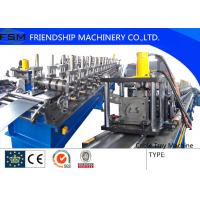 Quality Cold Rolled Steel Cable Tray Forming Machine 12 m/min For 1 mm for sale