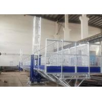 Buy cheap Easy Erection Mast Climbing Equipment , Window Cleaning Platform High Safety from wholesalers
