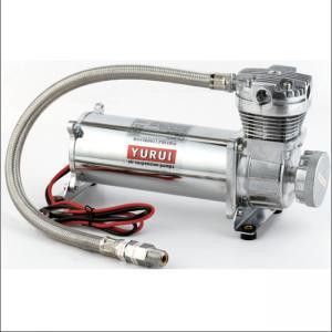 China 200psi Silver Air Suspension Pump 2.9 Cfm 12 Volt Portable Air Compressor on sale
