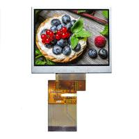 Quality RGB + SPI Interface 320x240 LCD Module , Programmable 3.5 TFT LCD Panel Module for sale