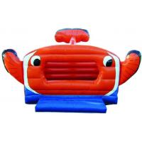 China Funny 3 People Little Tikes inflatable bounce house For Rent on sale