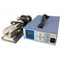 Quality 35 Khz Ultrasonic Sealing Technology With 12mm Titanium Wheel For Filter Welding for sale
