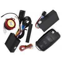 Quality Smart Phone Mobile App Control Motorbike Security Systems With Precise Gps Tracking for sale