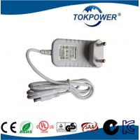 Quality 6.1W  - 12W 2 Volt Ac Plug Adapter Single Output Switching Power Supply For Medical Equipment for sale