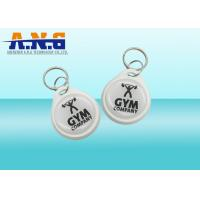 Quality Access Control read 125khz RFID epoxy Key Fob for Social Media Activations for sale