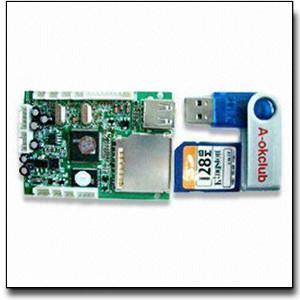 PCB Assembly (E02-016)