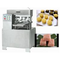 Quality Adjustable Thickness Cake Forming Machine  ,  Pastry Press Machine for sale