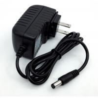 Buy cheap 12V 1A wall mounted switching power adapter for modem from wholesalers