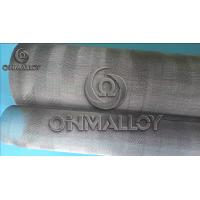 Quality Low coefficient 0Cr25Al5 Metal Wire Mesh for aerospace , water fuel for sale