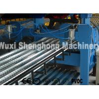 Quality Durable Metal Deck Roll Forming Machine , Floor Decking Roll Forming Line for sale