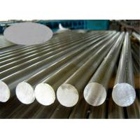 Quality 20Mncr5 SAE 1020 S45C ASTM A36 Hot Rolled Steel Bar , Mlld Zinc Steel Round Rod for sale
