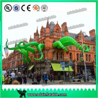Quality 2017 New Brand Event Party Decoration Green Inflatable Octopus Legs 5M for sale