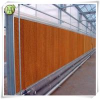 Quality 7090 plastic honey comb evaporative cooling pad for air cooler poultry farm and greenhouse for sale
