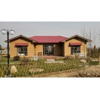 Quality WPC Ecology, Beautiful,Comfortable Prefabricated Light Gauge Frame Villa, House for sale