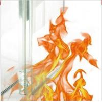 China OBM 6MM tough heat-resistant special fire-resistant glass building glass (30-90 minutes) on sale