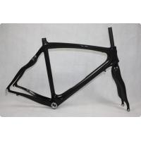 Quality Custom Full Carbon Fiber Road Bike Frame Racing RC001 Super Light Excellent Balance for sale