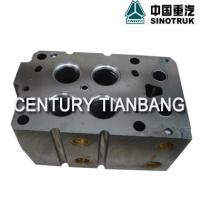 Quality HOWO A7 Dump Truck Parts AZ1246040010 Cylinder Head Assembly for sale