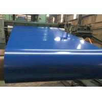 Quality 1219mm Width Prepainted Galvanized Steel For Making The Exterior Of Buildings for sale