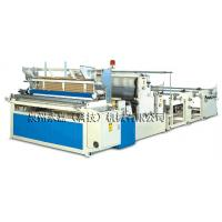 Buy cheap Full-Automatic Toilet Tissue and Kitchen Towel Making Machine Price from Wholesalers