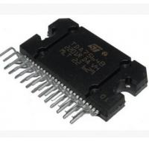 Quality Brand new TDA7564 TDA7564B Auto Computer chip Car ECU Audio Chip for sale