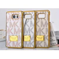 Quality MK leather PC hard Case For iPhone 4 5s 6s plus SAMSUNG galaxy S6 S7 NOTE 3 for sale
