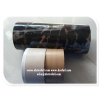 Buy cheap High Quality Marble Decorative foil for PVC,PS,wood,Plywood,MDF from wholesalers
