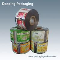 Quality Oxygen Resistance Printed Packaging Film Polypropylene Roll Stock With CE for sale