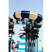 Boomerang Water Slide Customized Raft Slide for Commercial Water Park Equipment