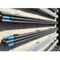 Quality JCDRILL Mining Tunnelling Rock Drill Rods Support Extension Rod With Double Side for sale