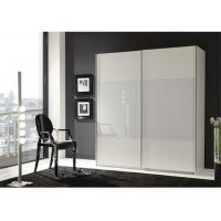 Quality Muti - Functional Bedroom Furniture Wardrobes , High Gloss Bedroom Wardrobe Storage for sale