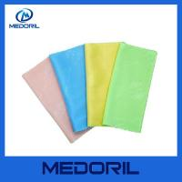 China 2016 Wholesale microfiber material eyeglass cleaning cloth with logo on sale