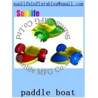 Quality paddle boat for sale