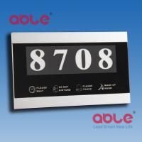 Quality Hotel Touch Doorbell System, Room Numbers Display, Do Not Disturb Display for sale