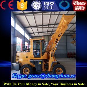Quality high lift loaders bucket loader front payloader for sale for sale