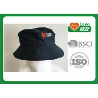 Quality Round Hunting Headwear Personalized Fishing Hats ISO 9001 Sun Protection Hats for sale