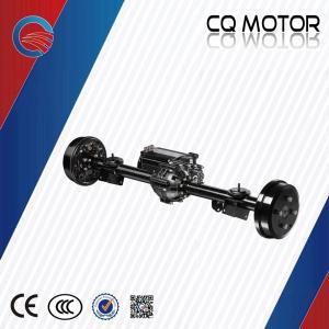 China 2015 electric passenger tricycle wheel hub transaxle electric motor kit on sale