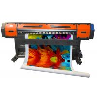 Buy cheap Large Format Eco Solvent Printer , Maintop Flex Banner Printing Machine from Wholesalers