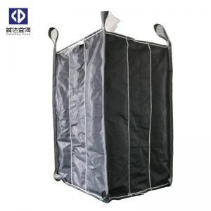Quality Security FIBC Bulk Bags 500KG 1000KG 1200KG For Carbon Black Additives for sale