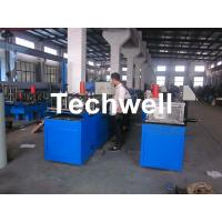 Quality GI Coil Furring Channel Roll Forming Machine For Making Roof Ceiling Batten With Guiding Column Forming Structure for sale