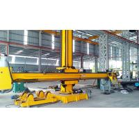 China Motorized Wind Tower Welding Column And Boom Joint Welding Roller / Positioner on sale