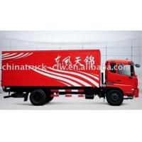 Quality Dongfeng Tianjin Dry Cargo Delivery Van for sale